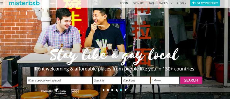 这家同志版 Airbnb 拿到新融资,它会是个好生意么?