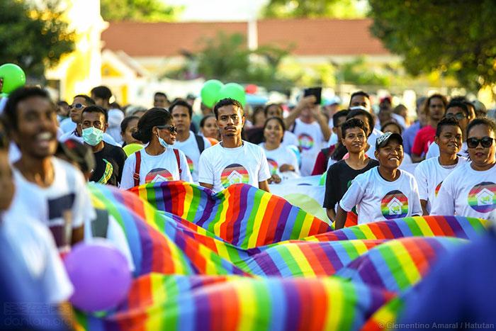 东帝汶首届LGBT骄傲周,总理呼吁不再歧视