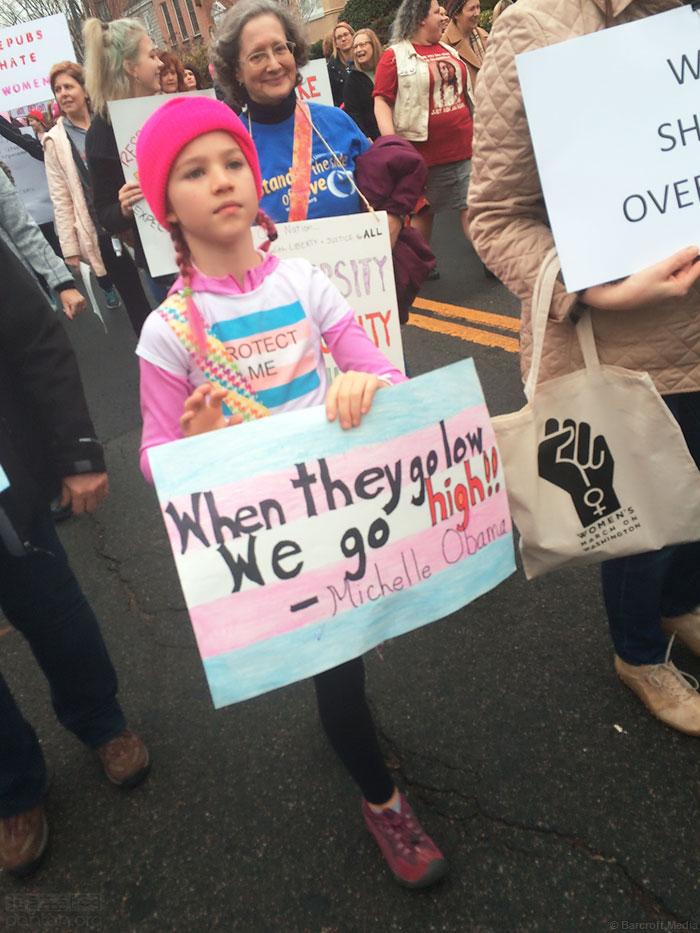 为了力挺LGBT,变性女孩分享个人经历