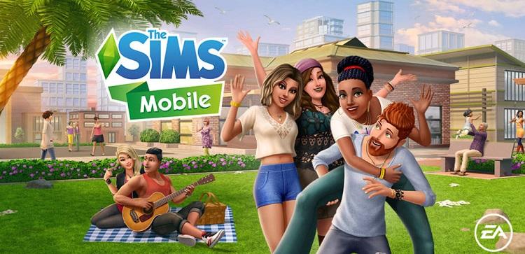 因表现同性内容 2亿下载量手游《模拟人生畅玩版》从国内下架