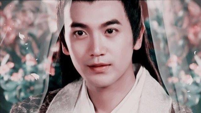 看看中国的标准美男!什么韩星!差距不是一般的大