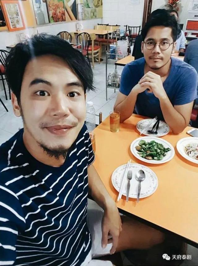 同志并没有错!不掩饰自己同性取向的泰国男明星!