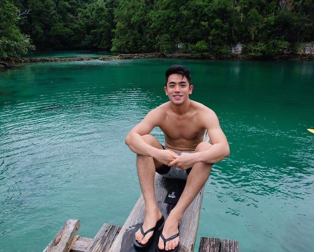 菲律宾华裔鲜肉David Licauco,他不只是个花瓶!