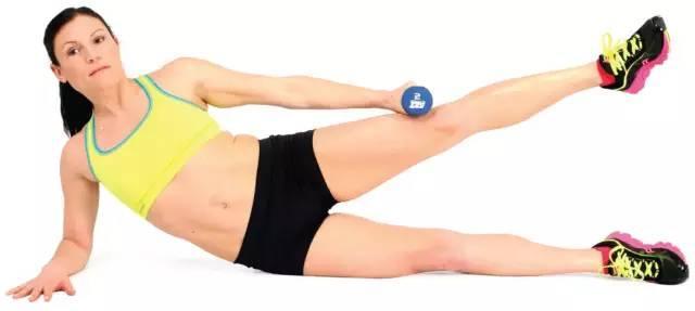 还停留在平板撑?侧平板支撑帮你塑造完美腹肌!