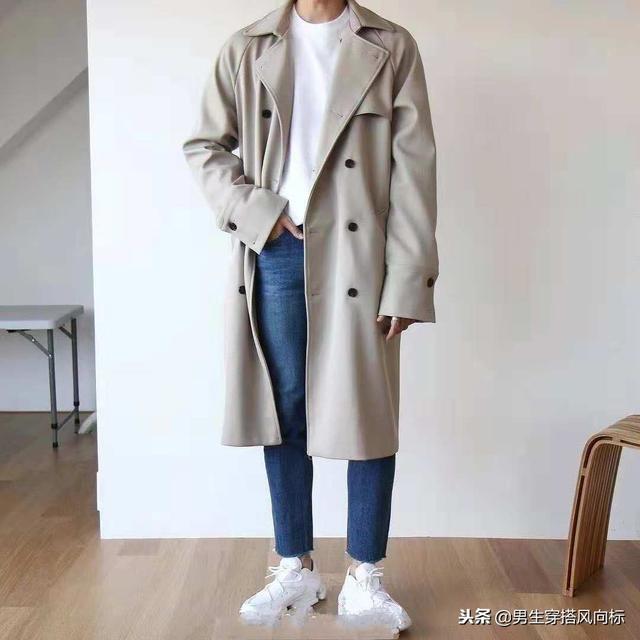 男生轻熟干净风格日常穿搭,简洁,休闲,时尚!