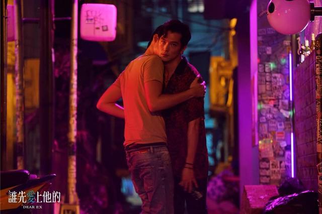 台湾又出精彩同志剧,鲜肉男模大叔齐上阵,谁是谁的真爱
