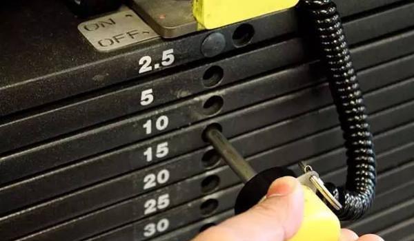 健身器械第7期 2分钟让你迅速进阶器材达人「收藏备用」