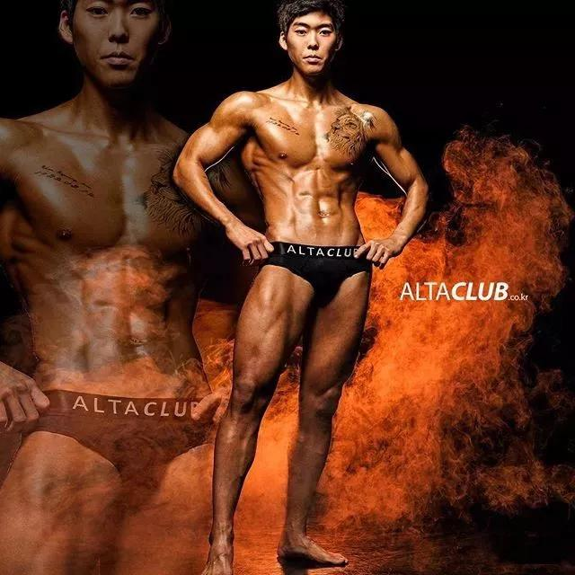 与印象中的韩剧男人不同,韩国这几位欧巴身材好得离谱!