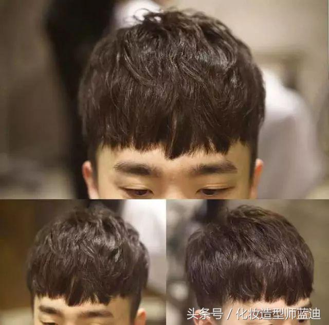发型丨男生烫发有几种,什么样的发型需要烫发?