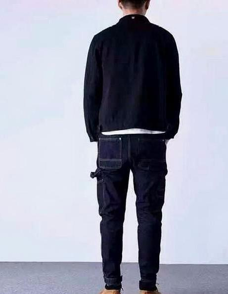 男士日常穿搭,这5个妙招轻松显高10cm