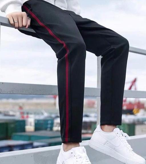男生想要显高又帅气?几种休闲裤穿搭要了解!