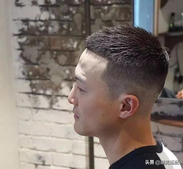 2019男士发型参考,开春不妨换个清爽又帅气的发型!