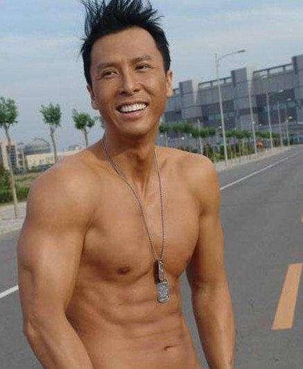 娱乐圈十大肌肉男排行榜