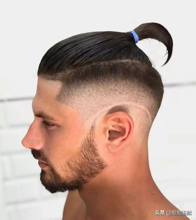 男生长的丑怎么办,找对发型帅一半!