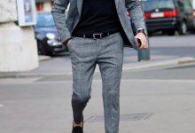 型男绅士都喜欢穿出商务范,这样搭配你会吗