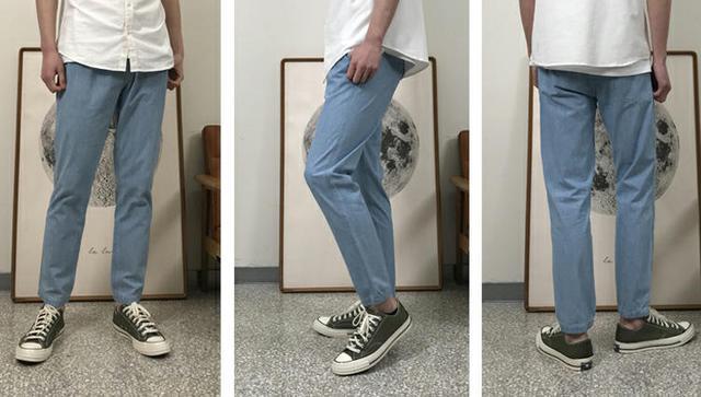 我不懒,只想要一条夏天都不用换的牛仔裤!