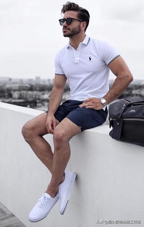 男人夏天不想输?穿好这5件短裤