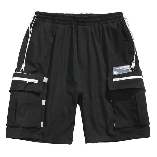 清凉短裤来袭,酷暑热浪无处可逃