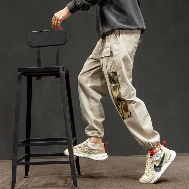 工装裤这么帅,打造率性休闲,超有范