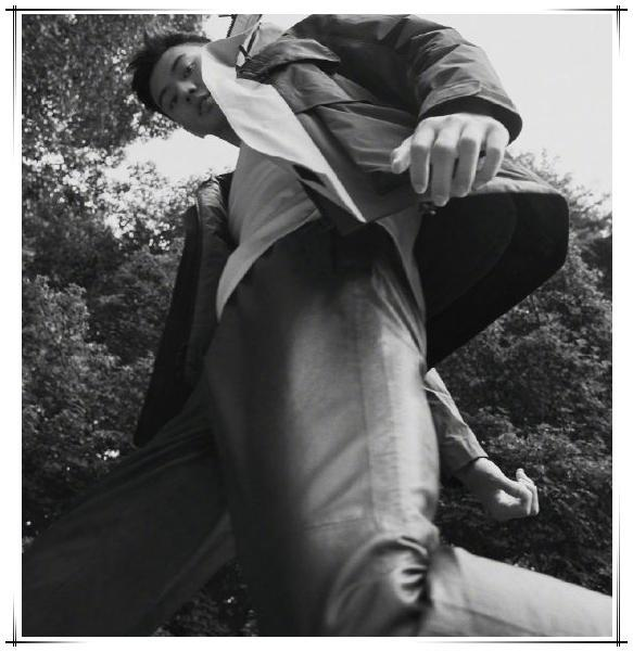 当张继科和宁泽涛同登杂志封面,终于见识到体坛男神的最高级别