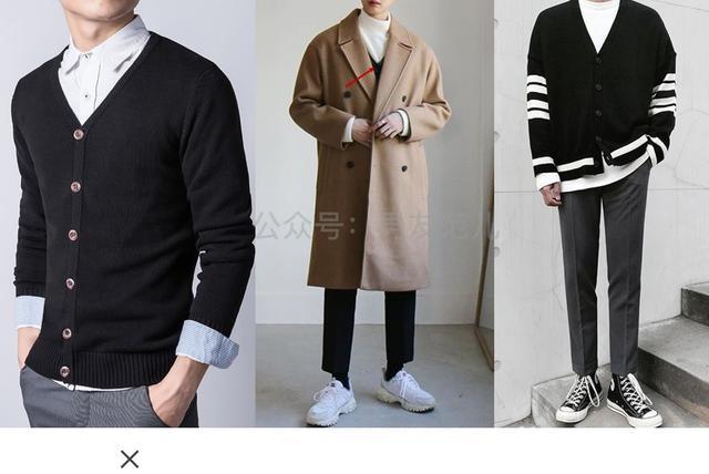 4个好用的叠穿方法,秋天穿得有范儿并不难