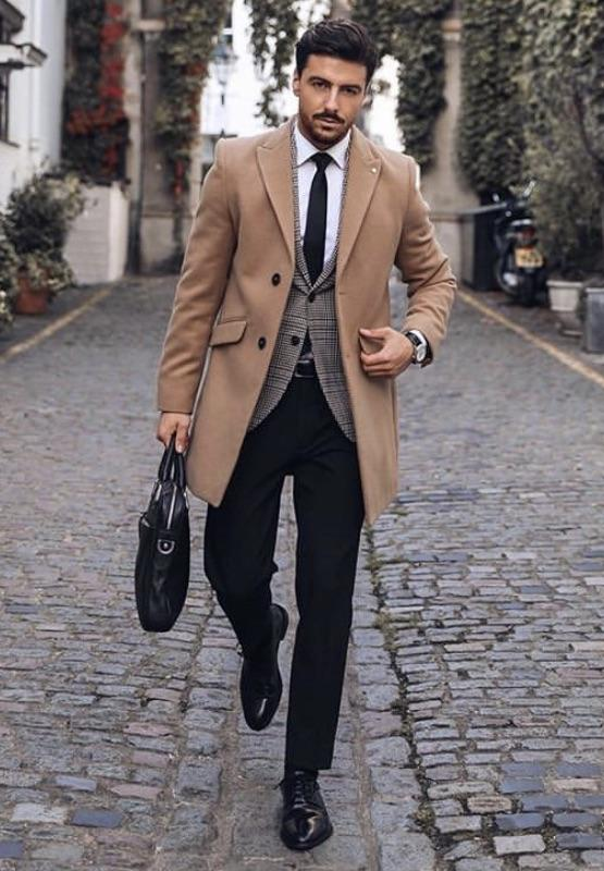 男人高品位指南:能将普通款穿得不普通,才是真正的好衣品