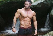 24岁胖小伙,坚持不懈的健身成肌肉男