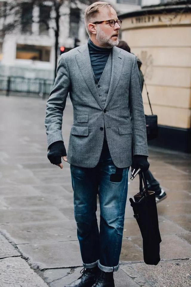 """时尚达人热衷的""""叠穿""""造型,有什么魅力?"""