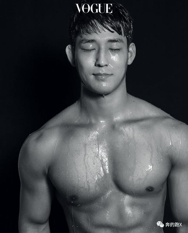 韩国摔跤选手惹火写真,我太可了