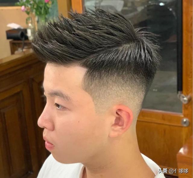 这才是直男该有的发型