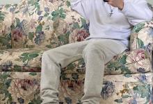 小鬼王嘉尔的休闲运动裤 不运动也能cool