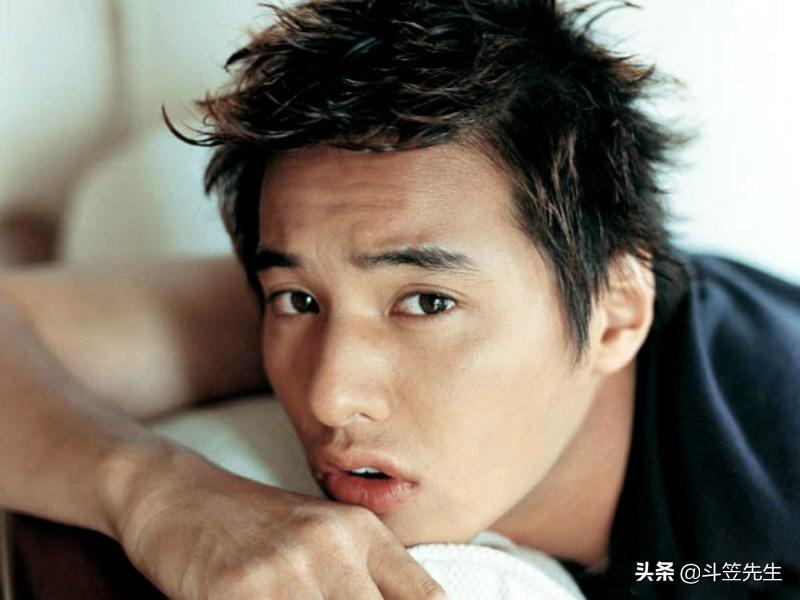 韩国第一美男,娱乐圈最神秘的男神:元斌