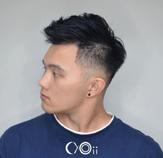 长相不帅的男生,可以尝试剪这5款发型,时尚个性提升颜值